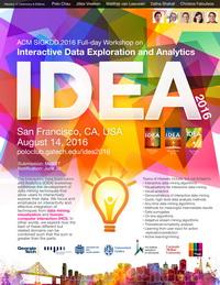 IDEA 2016 poster