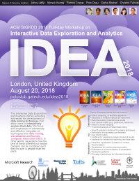 IDEA 2018 poster